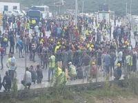 3. Havalimanındaki olaylarda 24 kişi tutuklandı
