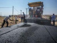 Kozluk'ta 3 köy yolu daha asfaltlandı