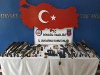 Bingöl'de yıl içerisinde 86 PKK'lı öldürüldü