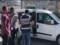 Gaziantep'te 2 şüpheli gasptan tutuklandı