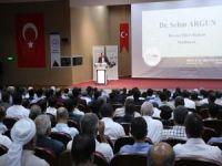 """Argun: """"İslam şehirleri camii ve medrese merkezlidir"""""""