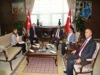 AB Türkiye Delegasyonu Bitlis'te