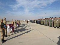 Saldırıda hayatını kaybeden askerler için tören yapıldı
