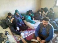 118 yabancı uyruklu göçmen yakalandı