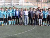 """Müftülükler arası """"Kardeşlik Futbol Turnuvası"""" başladı"""