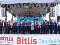 """""""Bitlis Tanıtım Günleri"""" İstanbul'da Maltepe'de başladı"""