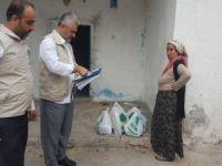 Umut Kervanı yetim aileye yardım elini uzattı