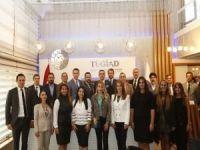 TÜGİAD Ankara'da yeni yönetim