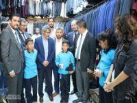 Gaziantep'te öğrencilere yardım