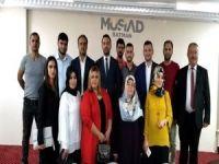 MÜSİAD, İŞKUR'la beraber 500 Kişiye eğitim verdi