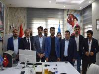 Şırnak'ta İyi Parti İlçe yönetimleri istifa etti