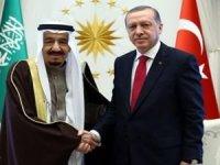 Kral Salman Cumhurbaşkanı Erdoğan'ı aradı