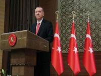"""Erdoğan: """"Camilerimizi hayatın merkezine oturtacak projeleri devreye almalıyız"""""""