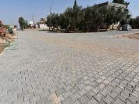 Artuklu Belediyesinden parke taşı çalışması