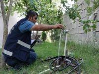 Van'da kaçak su ile etkin mücadele