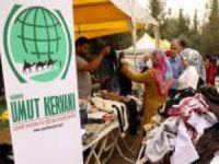 Gaziantep'te fakir ve muhtaçlar yararına kermes