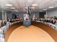 Adıyaman il koordinasyon toplantısı yapıldı