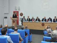 Bakan Varank Gaziantepli sanayicilerle bir araya geldi