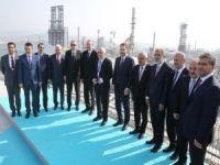 Cumhurbaşkanı Erdoğan: Star Rafinerisi Türkiye'nin en büyük yerlileştirme projesidir