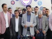 Danıştay kararı Diyarbakır'da protesto edildi