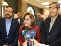 """Fatma Şahin: """"Bizim medeniyetimizin ilk emri 'oku' dur"""""""