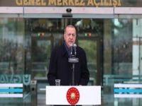 """Erdoğan: """"Gençliğini ihmal eden geleceğini de tehlikeye atıyor demektir"""""""