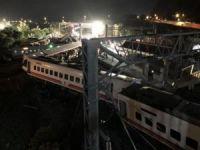Tayvan'da tren kazası: 18 ölü 160 yaralı