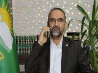 İshak Sağlam'dan Yekgirtû Genel Başkanına taziye telefonu