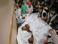Siyonistlerin bombardımanında üç çocuk şehid oldu