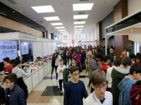 Gaziantep kitap fuarını 129 bin kişi ziyaret etti