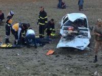 Adıyaman'da otomobil şarampole devrildi: Bir ölü