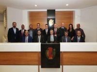 """Tahmazoğlu: """"Hayalim Gaziantep-Kilis arasında yeni bir şehir kurmak"""""""