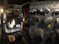 Patlayıcı yüklü araçla yakalanan 3 zanlı tutuklandı