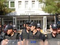 Adliye önünde silahlı kavga: Bir ölü, bir yaralı