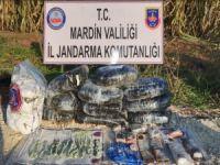 Mardin'de plastik patlayıcı ele geçirildi