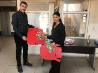 Okullar arası atık pil toplama kampanyası başladı