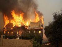California yangınında 600'den fazla kişi kayıp