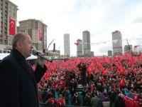 Erdoğan: Türkiye'de hiç kimse eleştirilemez değildir