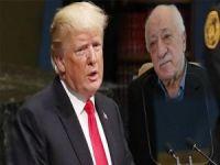 """Trump'tan """"Fetullah Gülen"""" açıklaması"""