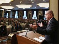 """Erdoğan: """"Tüm sektörlerimizle, ülkemizi tasarımcı ve üretici konumuna taşımak zorundayız"""""""