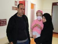 Suriyeli çocuk ağabeyinden alınan ilikle hayata tutundu
