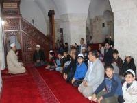 Nusaybinli çocuklar için 'Haydi baba Camiye' programı