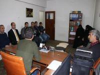 """Yusufî ailelerden """"İslami Kardeşlik Platformu""""na ziyaret"""