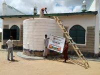 Diyarbakırlı gençler Kenya'da cami yaptırdı