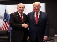 Cumhurbaşkanı Erdoğan, Trump ile İdlib'i görüştü