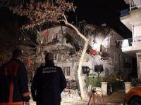Ankara'da doğalgaz patlaması: 7 yaralı