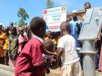 Yetimler Vakfı'nın Uganda'da yardımları devam ediyor