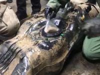 Yakıt deposunda 32 kilo eroin ele geçirildi