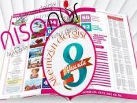 Nisanur Dergisi 8'inci yılına girdi