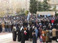 """Oğuzhan: """"Biz bugün İslam dünyasının cenaze namazını kılıyoruz"""""""